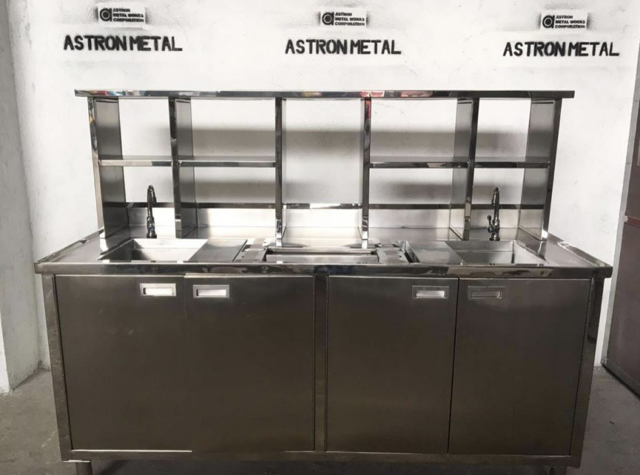 Customized metal work by Astron Metal