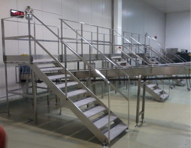 Steel Stairs by Astron Metal