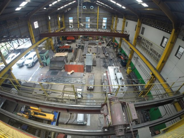 Astron Metal plant