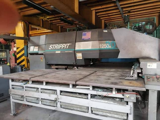 CNC Cutting Machine from Astron Metal Works