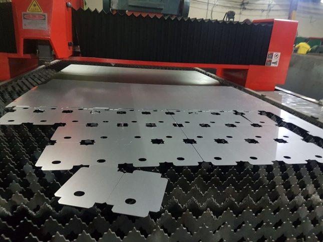 Fabricated metal