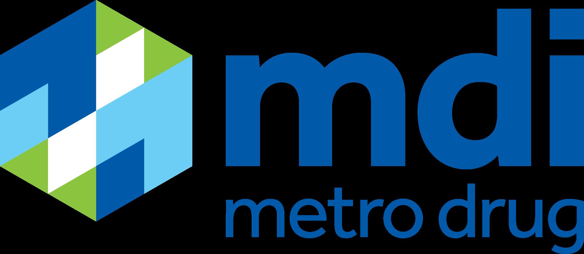 MDIMetroDrug