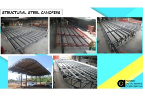 6 Applications Of Steel Canopies