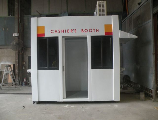 6 Uses Of Prefabricated Booths